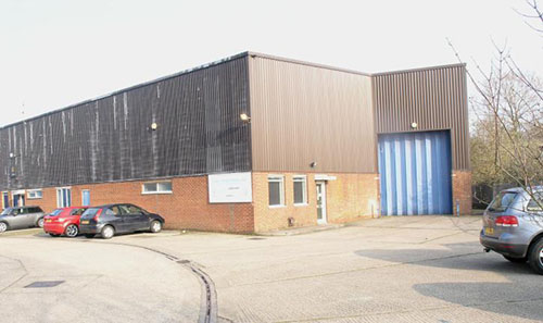 6a Commerce Way industrial warehouse unit